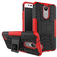 Чехол Armor Case для LG K8 2017 Красный