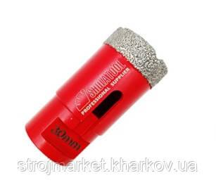Алмазная коронка вакуумного спекания 30 мм Diatool (М14) УШМ