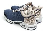 Кроссовки мужские 14603, Nike Tn Air, синие ( 42 43 46  ), фото 8