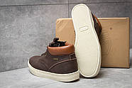 Зимние мужские ботинки 30113, Timberland Groveton, коричневые ( 46  ), фото 4