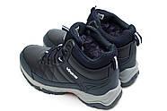 Зимние женские ботинки 30152, Vegas, темно-синие ( 36  ), фото 8