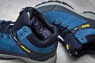 Зимние женские ботинки 30154, Vegas, синие ( 36  ), фото 6