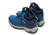 Зимние женские ботинки 30154, Vegas, синие ( 36  ), фото 8