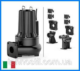 Фекальний насос Pedrollo MC 30/50-F (66 м³, 24 м, 2.2 кВт)