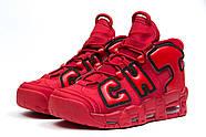 Кроссовки мужские 14823, Nike More Uptempo, красные ( 44 46  ), фото 7