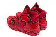 Кроссовки мужские 14823, Nike More Uptempo, красные ( 44 46  ), фото 8
