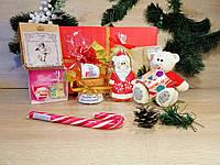"""Новогодний подарочный набор """"Big Christmas Surprise"""" с именным поздравительным письмом"""