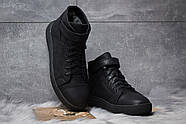 Зимние мужские ботинки 30901, Hilfiger Denim, черные ( 43  ), фото 3