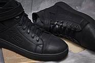 Зимние мужские ботинки 30901, Hilfiger Denim, черные ( 43  ), фото 6