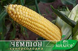 Чемпіон (Багратіон, Мегатон) F1 насіння кукурудзи суперсолодкої Мнагор 200 насінин