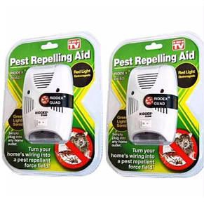 Отпугиватель насекомых Riddex Quad Pest Repelling Aid, фото 2