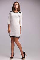 Модное женское платье на осень