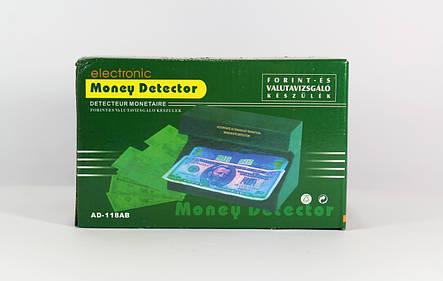 Детектор валют 318 AC-220v, фото 2