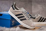 Кроссовки мужские 14134, Adidas Gazelle, серые ( 42  ), фото 5