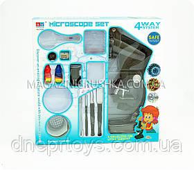 Микроскоп детский с подсветкой и проектором 3105A