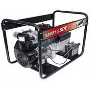 Однофазный дизельный генератор AGT 12001 LSDE (12 кВт)