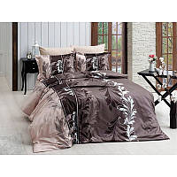 Комплект постельного белья Наша Швейка Бязь Королевский принт Евро 220 х 240 см
