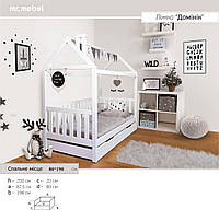 """Детская кровать """" Доминик"""", фото 1"""