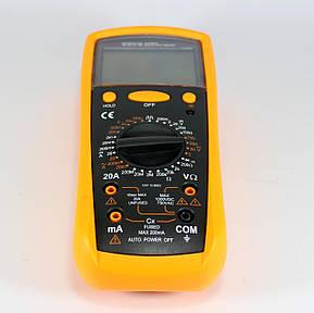 Цифровой Мультиметр DT VC 9805, фото 2