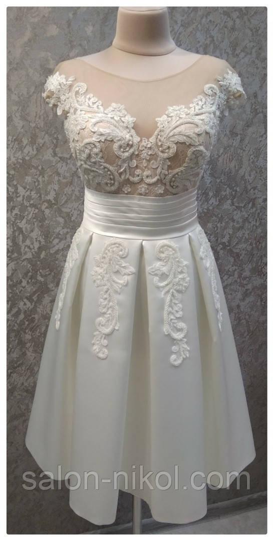 Вечернее, выпускное платье SN-046