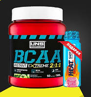 UNS BCAA 2:1:1 G-powder (600g)
