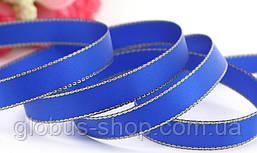 Лента люрекс 0,9 см Цвет синий