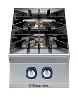 Плита газовая верхнего расположения, 2 горелки по 6 кВт