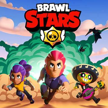 """Brawl Stars"" - Игра-ходилка"