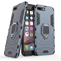 Чехол Ring Armor для Apple iPhone 7 Plus / 8 Plus Синий