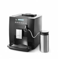 Кофемашина Kitchen Line, автоматическая - черная