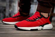 Кроссовки мужские 15324, Adidas POD - S3.1, красные ( 43 44  ), фото 2