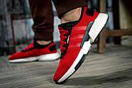 Кроссовки мужские 15324, Adidas POD - S3.1, красные ( 43 44  ), фото 4