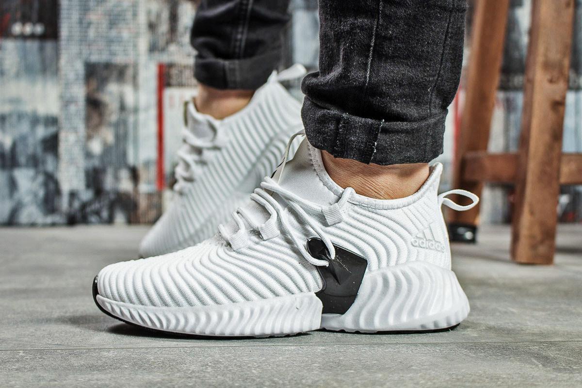 Кроссовки женские Adidas AlphaBounce Instinct, белые (15653) размеры в наличии ► [  38 (последняя пара)  ]
