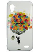 Чехол с рисунком для Lenovo S720 Воздушные шарики