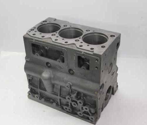 Блок цилиндров двигателя КМ385ВТ, фото 2