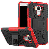 Чехол Armor Case для Asus Zenfone 3 Max ZC553KL Красный