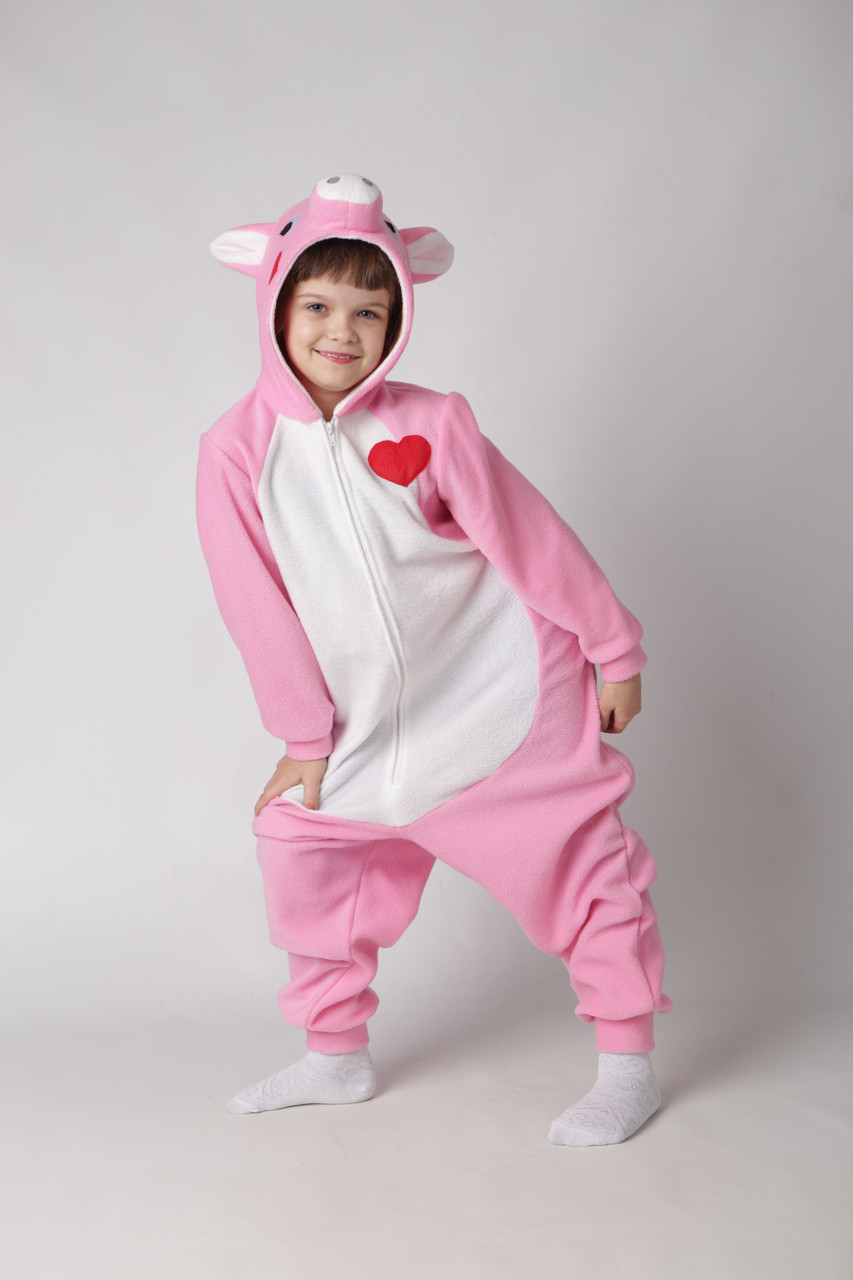 Кигуруми свинка