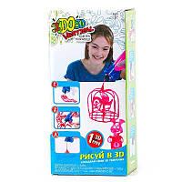 Набор для Детского Творчества Рисуй в 3D . 1 цвет Вертикаль