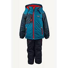 Детская куртка для мальчика Gusti Канада 3039 GWB Синий