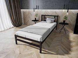 Односпальні ліжко Берта (8 кольорів)