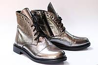 Кожаные демисезонные ботинки | Dalis