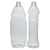 """ПЭТ Бутылка  """"Буда"""" 1 л. Ø 28 мм."""