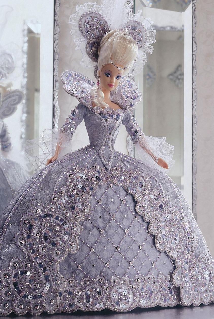 Коллекционная кукла Барби Мадам Дю от дизайнера Боба Маки