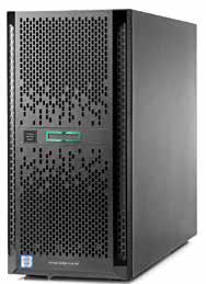 Серверы HPE линейки ML (Maximized for Internal Expansion Line)