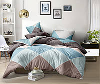 Комплект постельного белья Наша Швейка Бязь Mrs Lux Евро 220 х 240 см