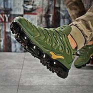 Кроссовки мужские 15842, Nike Tn Air, хаки ( 42 44  ), фото 5