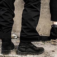 "Брюки зимние на флисе ""RAPTOR-3"" (BLACK), фото 5"