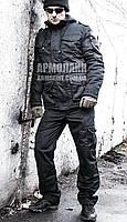 "Брюки зимние на флисе ""RAPTOR-3"" (BLACK), фото 7"