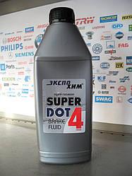 Тормозная жидкость Супер DOT-4