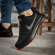 Кроссовки женские 16002, Nike Zoom Pegasus, черные ( 36 37 38  ), фото 4